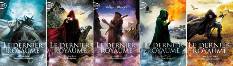 Livres : Série - Le Dernier Royaume