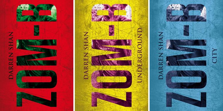 Livres : Série - Zom-B