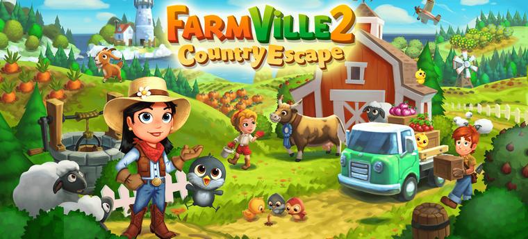 FarmVille 2 : Escapade Rurale (Country Escape)