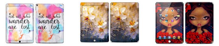 Skins pour iPad