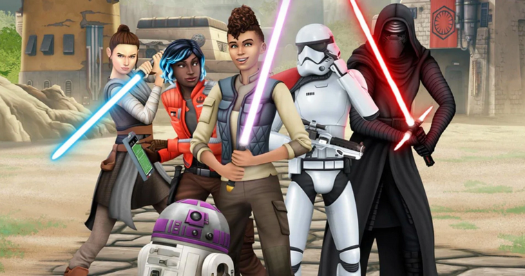 Pack de Jeu - Star Wars : Voyage sur Batuu