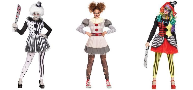 Costumes Halloween 2020