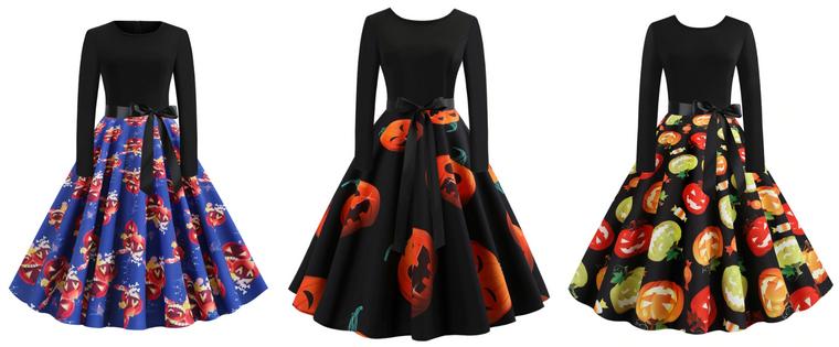 Robes Halloween 2020