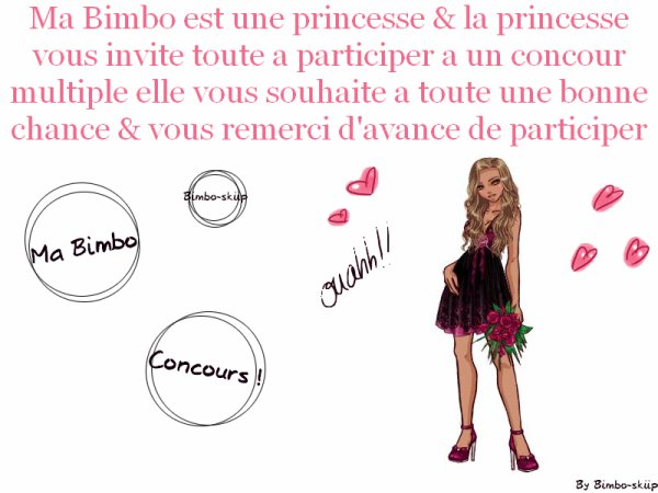 Concours !*
