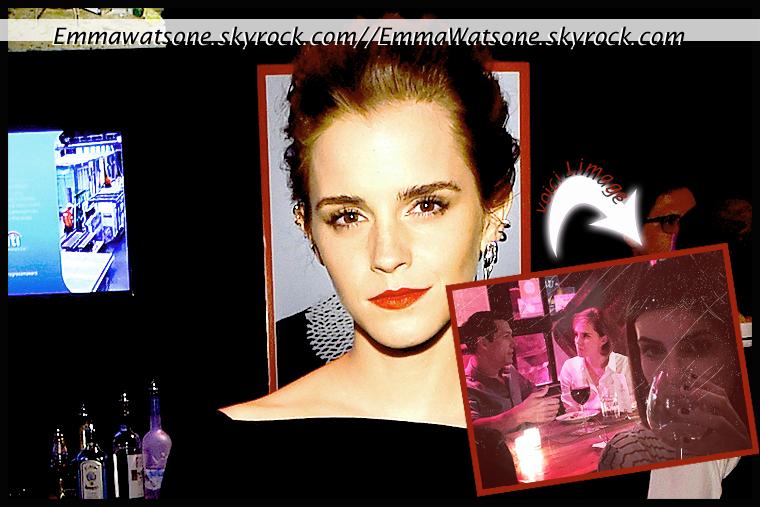Le 03 décembre 2015: voici les dernières news d'Emma  + j'espère que l'article vous plaira
