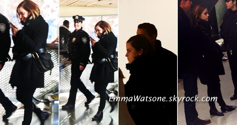 le 28/11/2015: Voici quelques nouvelles que j'ai trouvé sur la belle Emma + Ce ne sont pas toutes les news, mais je les rattraperai bientôt