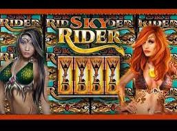 sky rider slot machine online