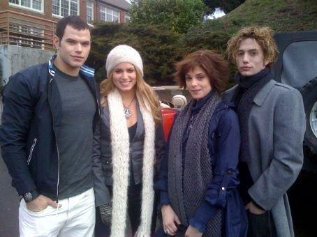 """"""" Emmett , Rosalie , Alice , Jasper """""""