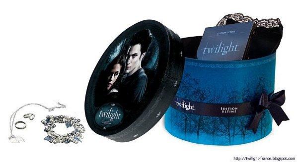 """ Twilight , Chapitre 1 : Fascination , enfin en Dvd  """