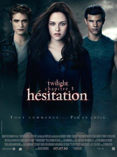 """"""" Twilight , Chapitre 3 : Hésitation """""""