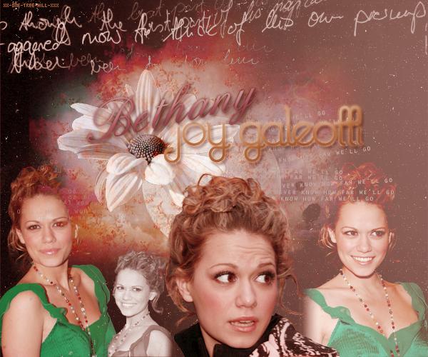 Bethany Joy Galeotti ♥