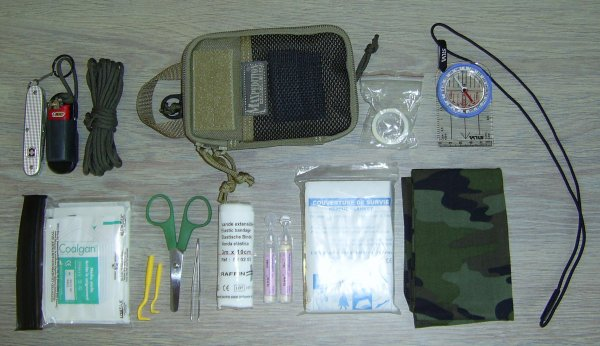 Maxpedition Thermite versipack - survie/secours