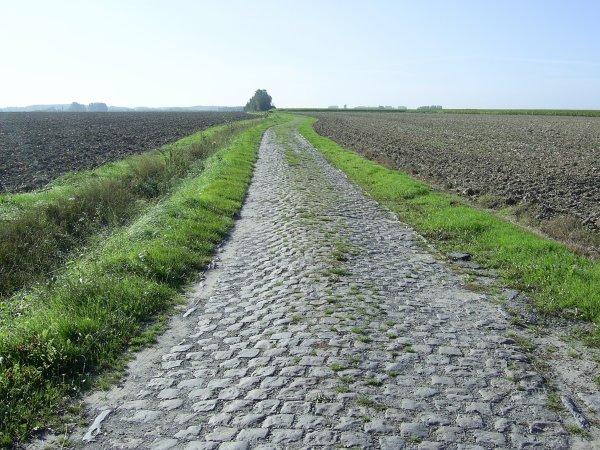 Rando du 15/09/2011 - De la voie romaine au Paris-Roubaix