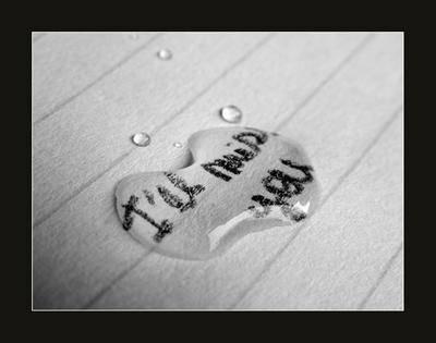 ''I Miss You'' ...
