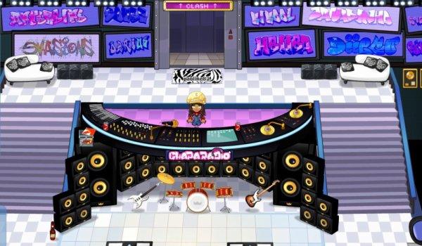 Pauline le DJ
