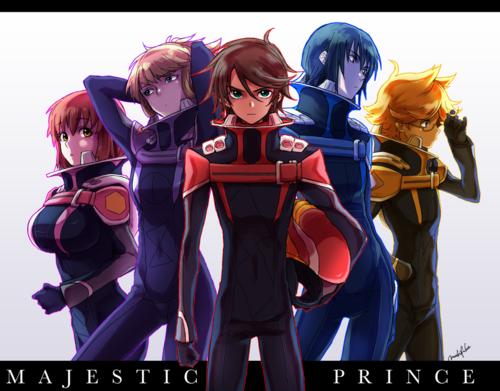 Majestic Prince ^^