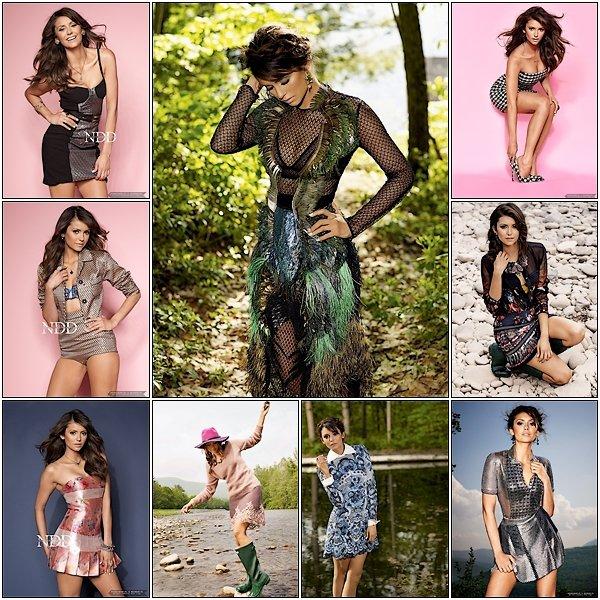 -- Découvrez des photoshoot 2013 de Nina totalement magnifique j'adore !  --