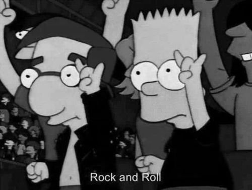 We are the rock *-*