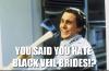 Tu déteste BVB ? Tu es sur 'o' ?