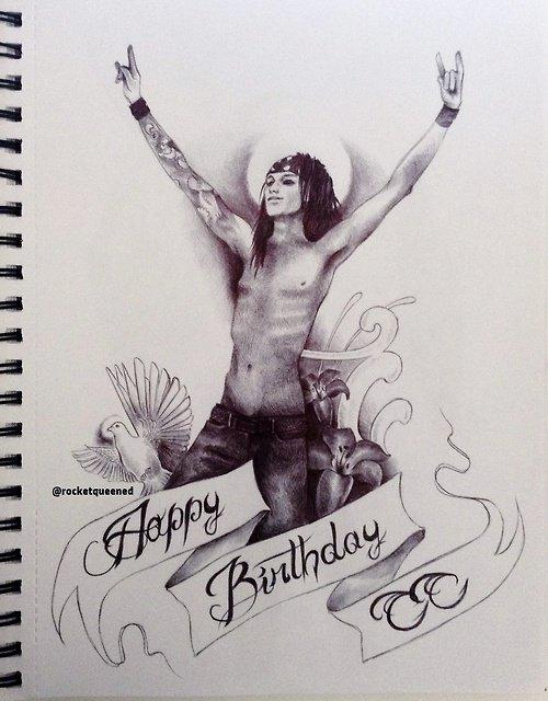 Happy Birthday CC *-*