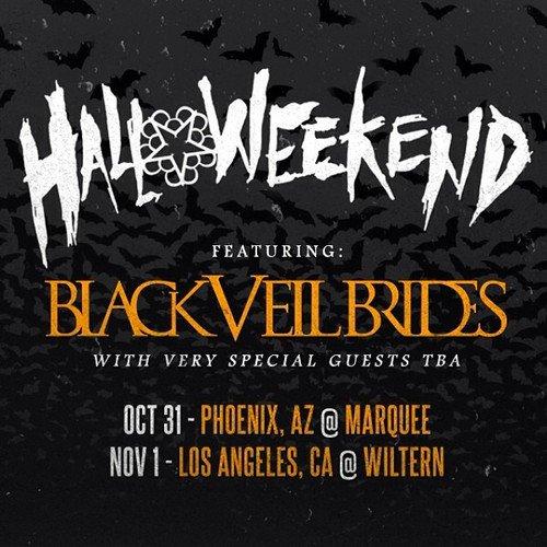Black Veil Brides ... Concerts / dates*.*