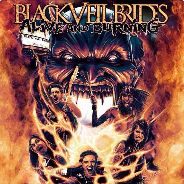 Black Veil Brides forever *^*