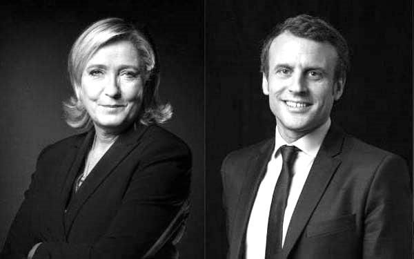 La présidentielle 2017 élection: 2ème tour/The Presidential Election 2017: Round 2 (Re-Publier)