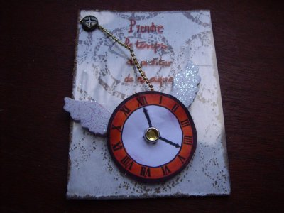 ATC Le temps (crafty)