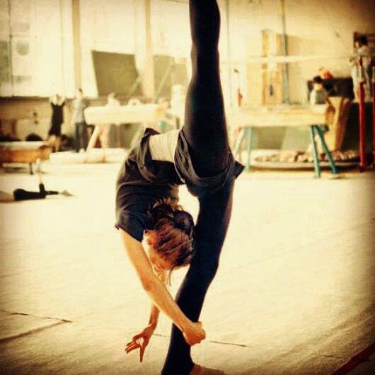 Gymnastique !