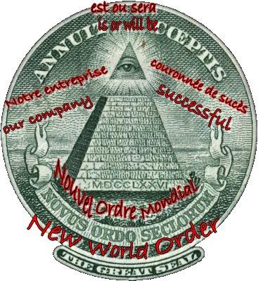 Qu'est ce que, le Nouvel Ordre Mondial 8) ?    What Is the New World Order 8) ?