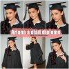 Ariana diplômé de l'école secondaire ! Vos avis ?