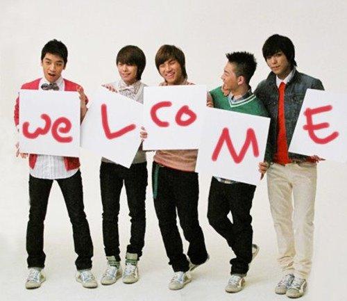 Welcoooome!! :D