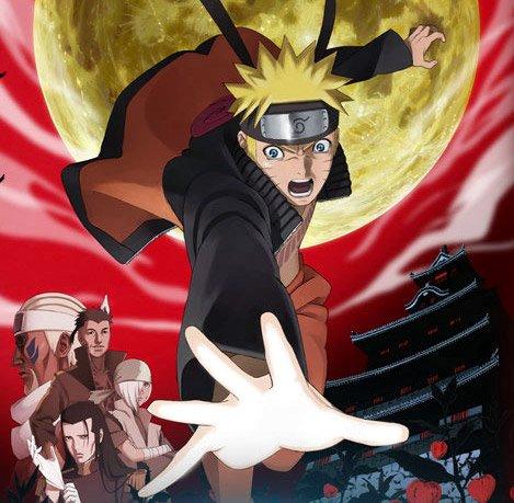Naruto Shippuden / Film 5 ~~Otakebi~~ (2011)