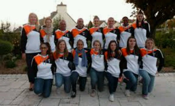 Equipe n1 feminine basket glacerie ♥