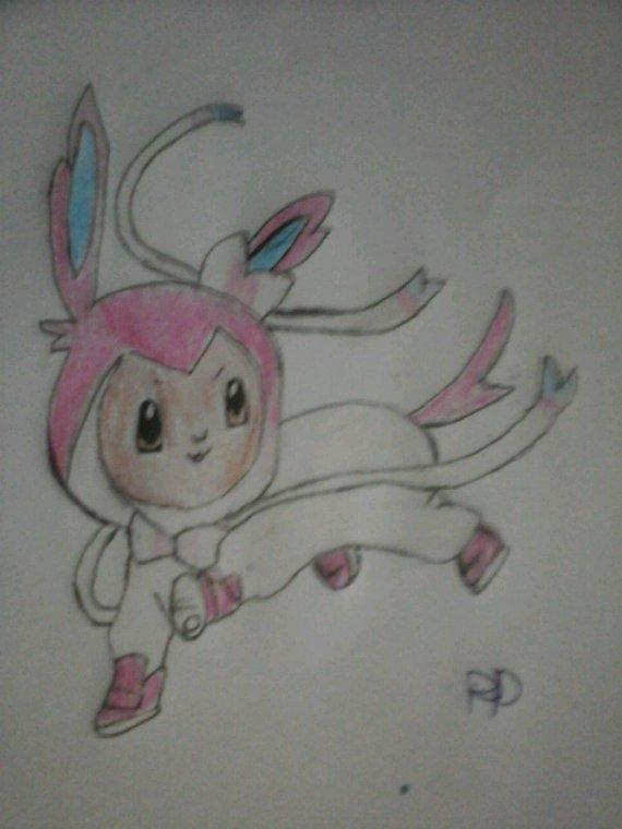 Pokemon déguisé