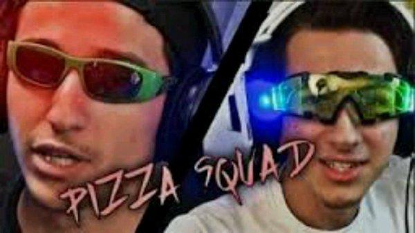 Pizza squad (n'oublier pas c important)