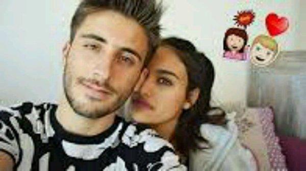 Un autre couple trop mignon de youtube kev critik et eloïse (qui na pas de chaîne youtube)