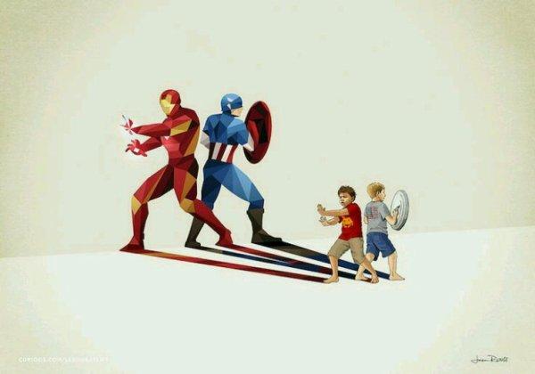 Le destin d un future héros 2
