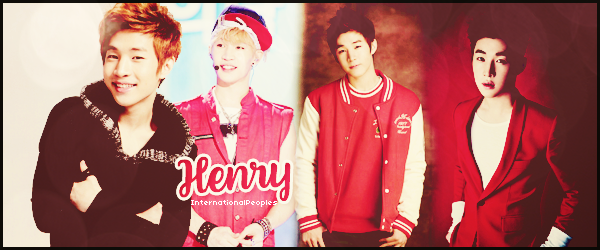 "~ Henry ~ → ""Super Junior-M"""