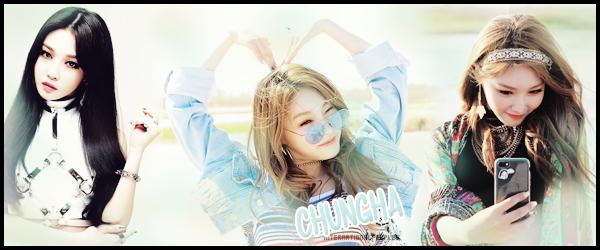 "~ ChungHa ~ → Anciennement ""I.O.I"""