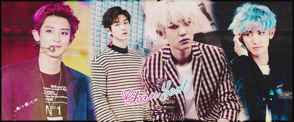 "~ ChanYeol ~ → ""EXO"""