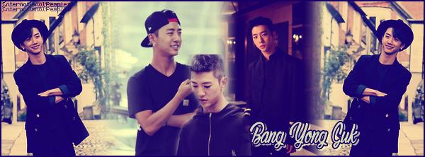 "~ Bang Yong Guk ~ → ""B.A.P"""