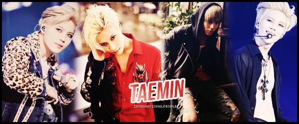"""~ TaeMin ~ → """"SHINee"""""""