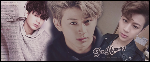 """~ YunHyeong ~ → """"iKON"""""""