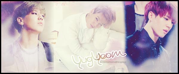 """~ YugYeom ~ → """"GOT7"""""""