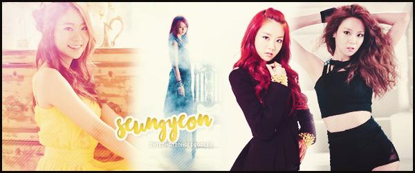 "~ SeungYeon ~ → Anciennement ""KARA"""