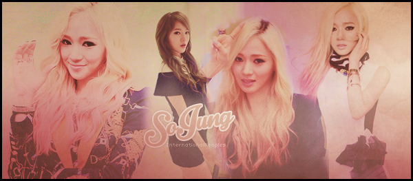 """~ SoJung ~ → """"LADIES' CODE"""""""