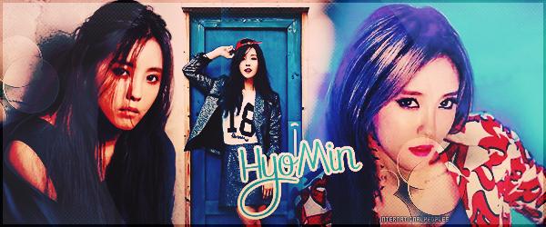 "~ HyoMin ~ → ""T-ARA"""