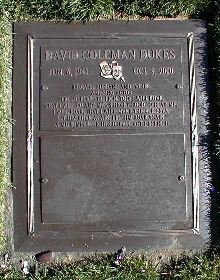 david dukes