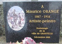maurice orange